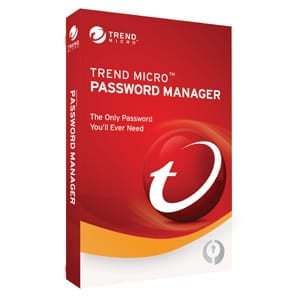 Photo of Trend Micro's Password Manager product