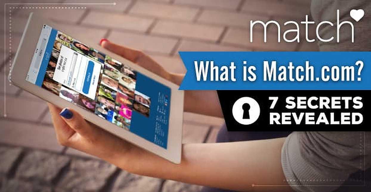 """What is Match.com?"" — (7 Secrets Revealed)"