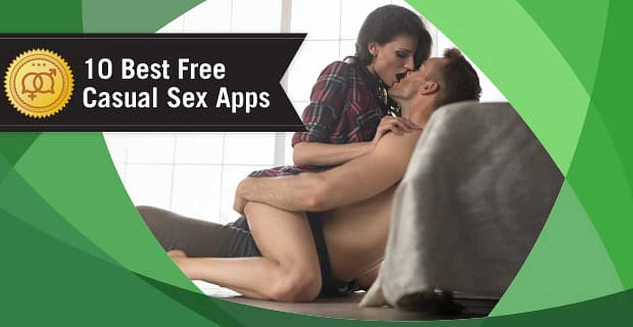 "10 Best ""Casual Sex"" App Options — (100% Free Trials)"