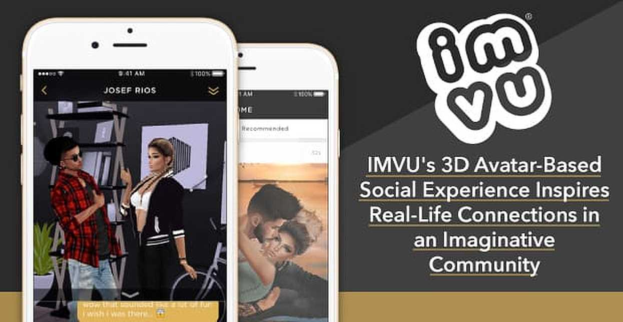 IMVU dating site