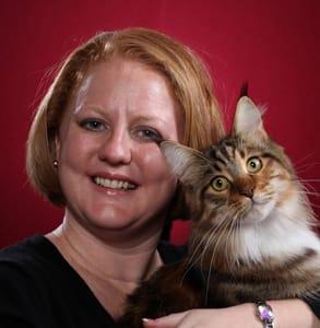 Photo of Liz Hansen, a TICA member