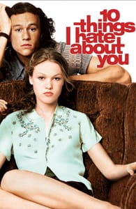Photo of the 10 Things I Hate About You poster