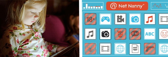 Photo of Net Nanny's User Dashboard