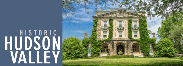 Photo of Kykuit, a Historic Hudson Valley site