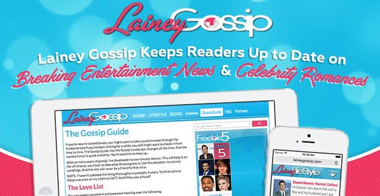 Celebrity Dating Gossip