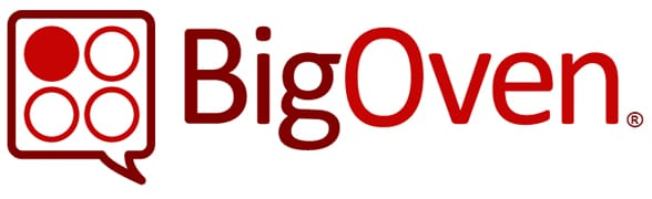 Photo of the BigOven logo