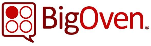 Photo of the BigOven logo