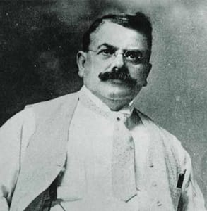 Photo of Wallace C. Abbott, Founder of Abbott Laboratories