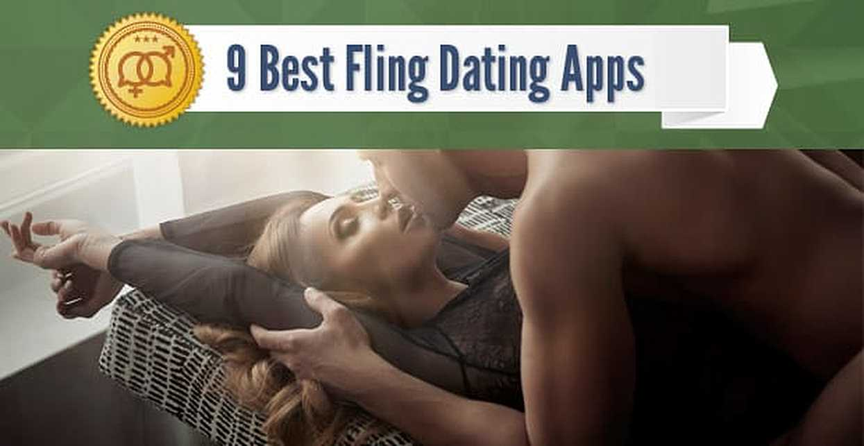 "9 Best ""Fling"" Dating App Options (2017)"