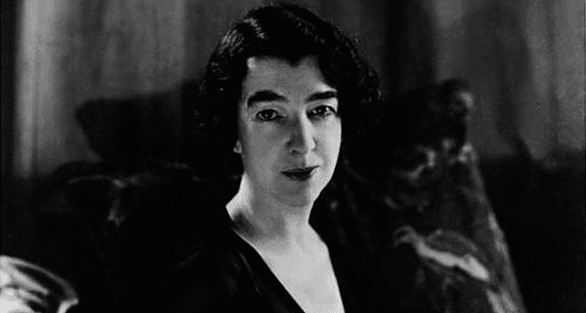 Portrait of Gertrude Vanderbilt Whitney