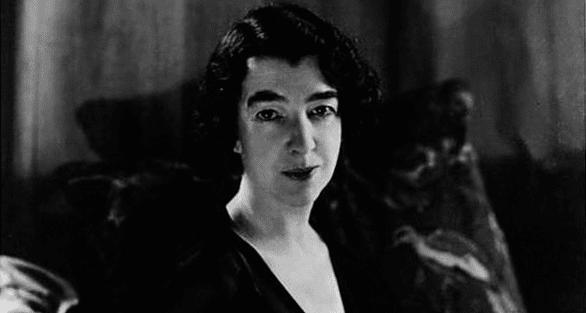 Portrait of Gertrude Vanderbilt Whitney