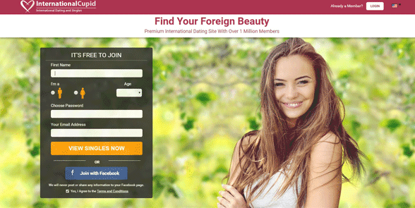 Best Free International Online Hookup Site