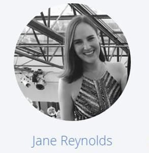 Photo of Jane Reynolds, Senior Editor for OkCupid