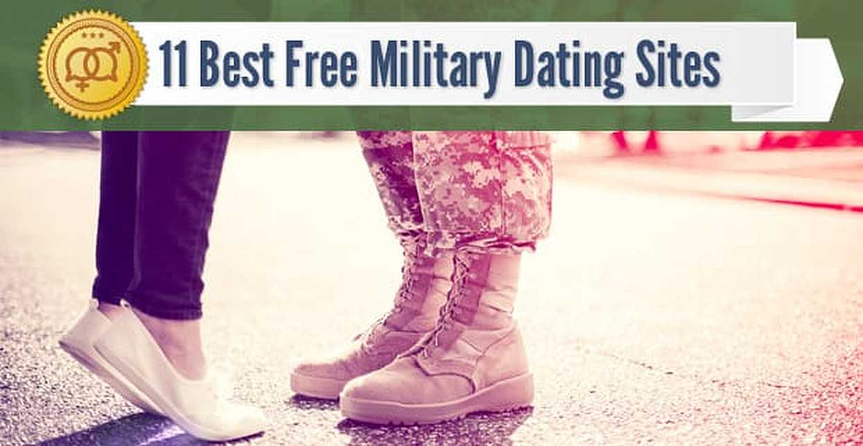 """11 Best Free """"Military"""" Dating Sites (2018)"""