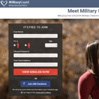 If You Want to Date a Military Man Join Us and Meet One