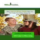 Military Friends Date