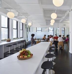 Photo of the OkCupid headquarters