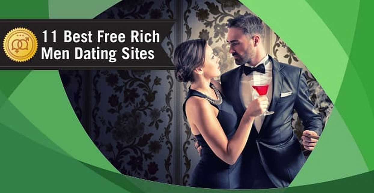 Rich men free dating sites
