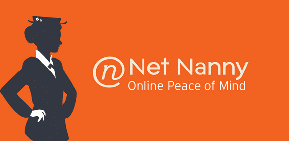 Photo of the Net Nanny logo