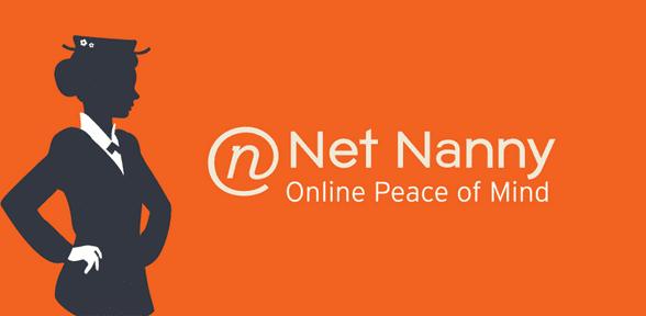 Photo of the Net Nanny logo