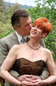 Photo of Ronnie Joy and her husband Jack