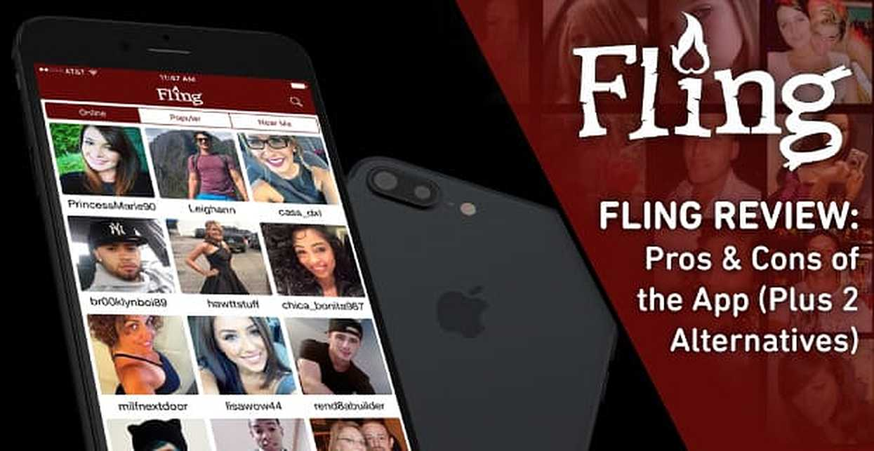 """Fling Review"" — Pros & Cons of the App (Plus 2 Alternatives)"