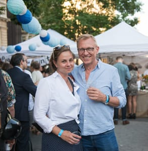 Photo of Greenmarket's Summer Friday event