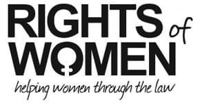 Photo of the Rights of Women logo