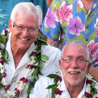 Photo of Don and Keleko, a Compatible Partners success story