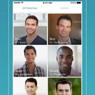 Photo of the Compatible Partners app