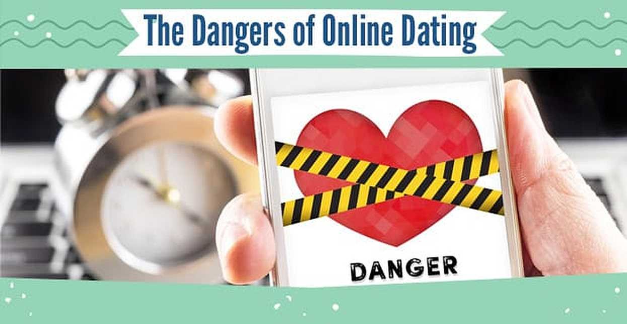 Articles about the dangers of online dating