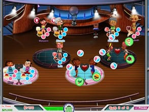 Screenshot of the Love Ahoy game