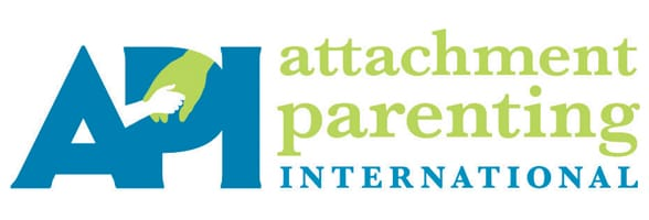 Photo of the Attachment Parenting International logo