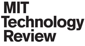Photo of the MIT Technology Review logo