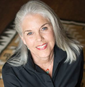 Photo of Lysa Parker, Co-Founder of Attachment Parenting International
