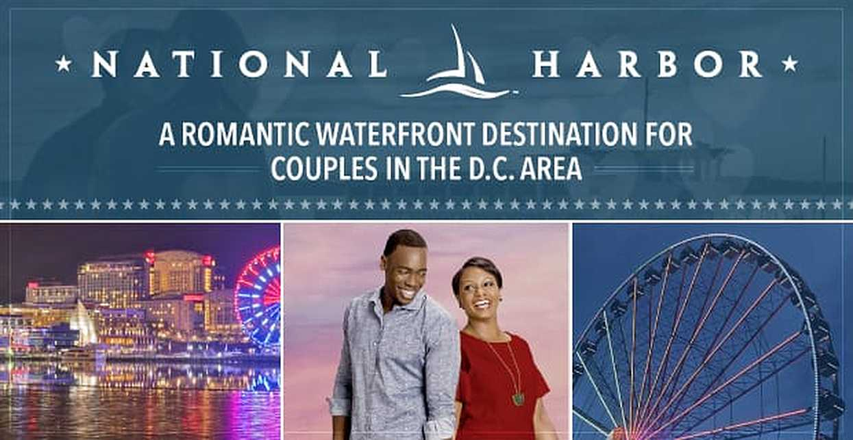 National Harbor: A Romantic Waterfront Destination for Couples in the D.C. Area