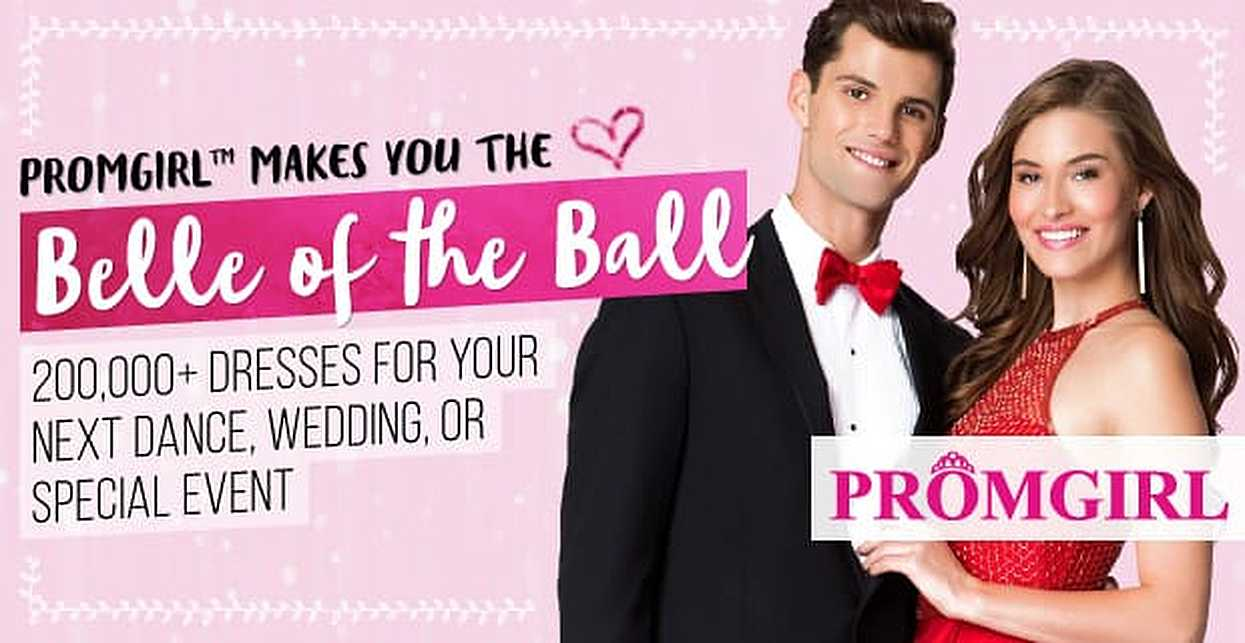 PromGirl™ Makes You the Belle of the Ball: 200,000+ Dresses For Your Next Dance, Wedding, or Special Event