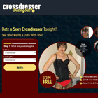 Crossdresser Dating Site