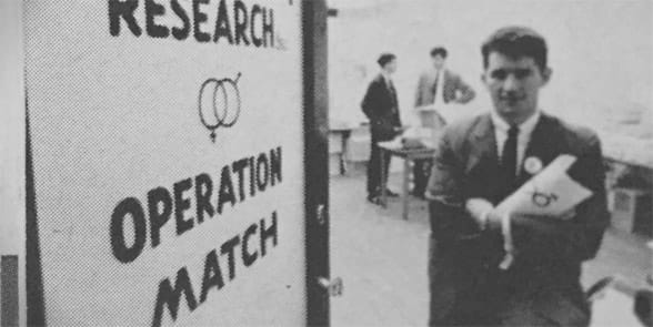 Photo from Operation Match