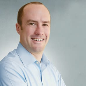 Photo of Michael Canavan, SVP of Kaspersky Lab