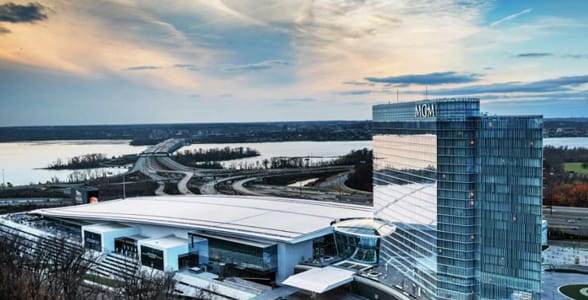 Photo of MGM National Harbor hotel