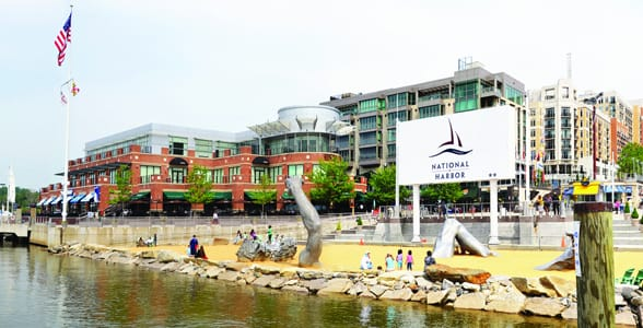 Photo of National Harbor