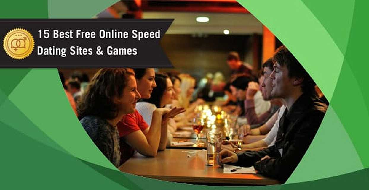 "15 Best Free Online ""Speed Dating"" Sites & Games (2017)"