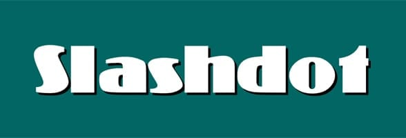 Photo of the Slashdot logo