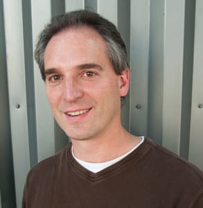 Photo of Steve Butcher, CEO of Brown Paper Tickets