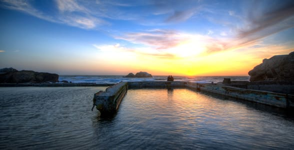 Photo of Sutro Baths, a National Park in San Francisco