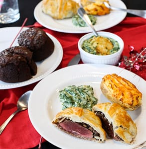 Photo of igourmet's Beef Wellington Dinner by Rastelli