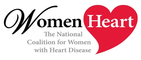 Photo of the WomenHeart logo
