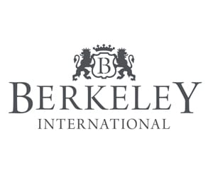 Photo of the Berkeley International logo