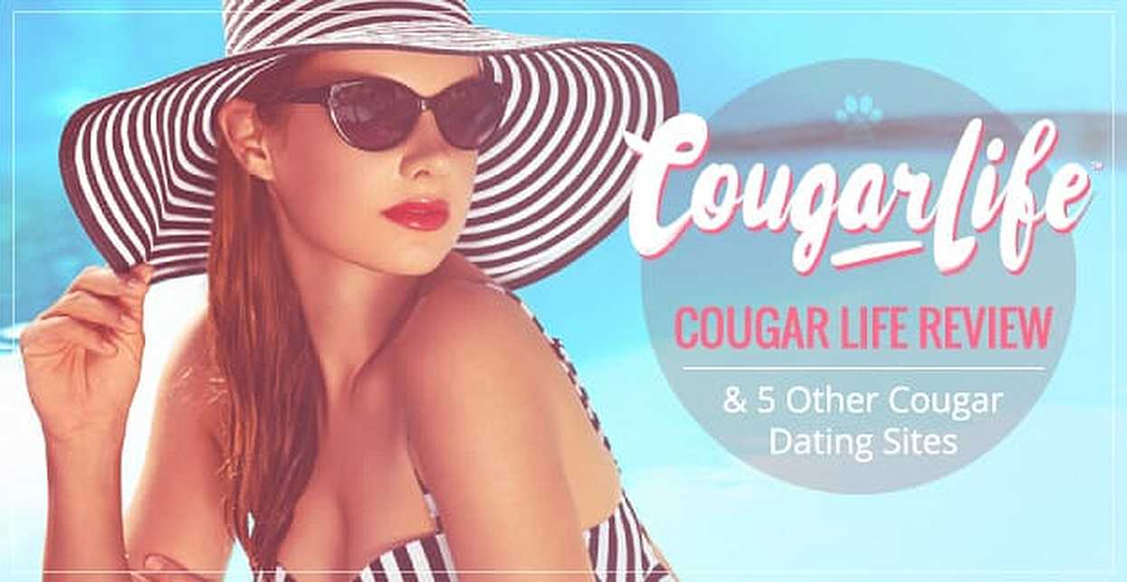 Cougar Life Review And 5 Other Cougar Dating Sites